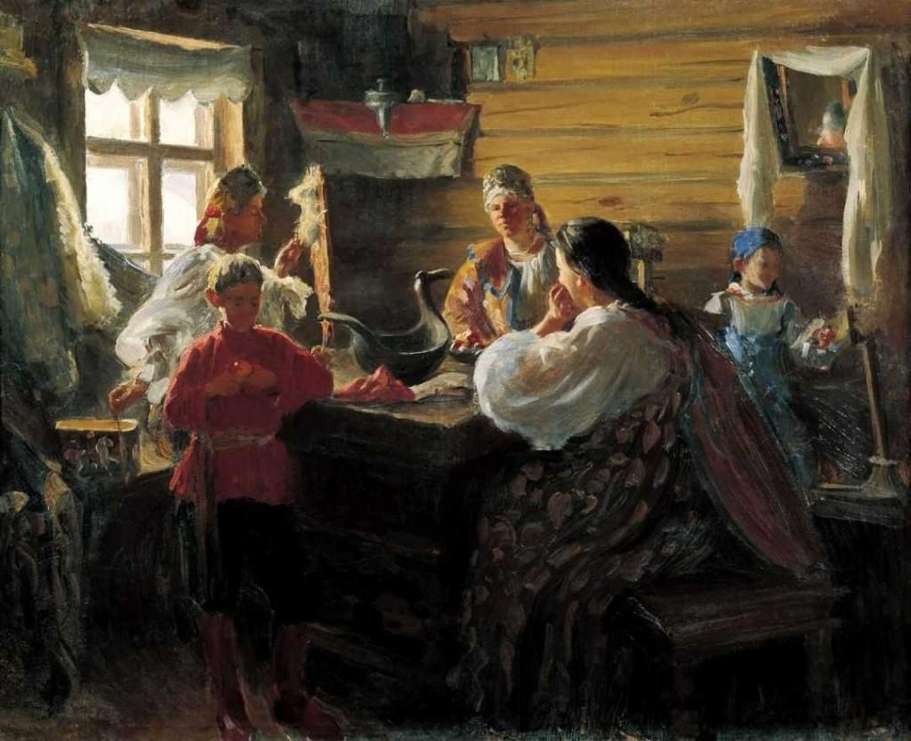 Художник Куликов Иван Семенович 01