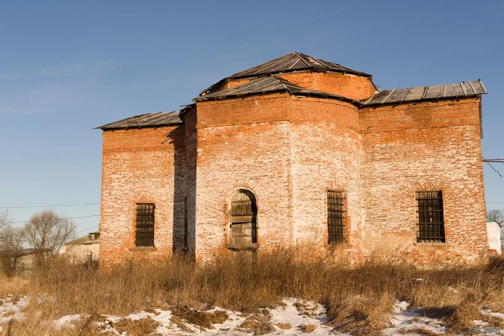 Церкви в селе Ельцыно 02