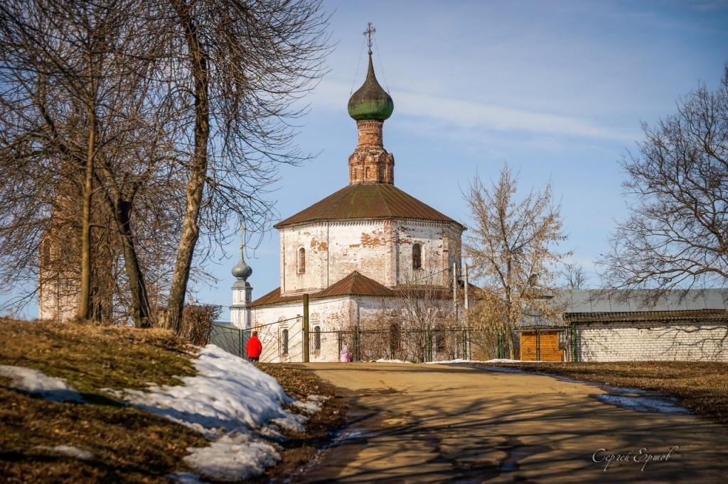 Церковь Косьмы и Дамиана в Коровниках. Суздаль 02