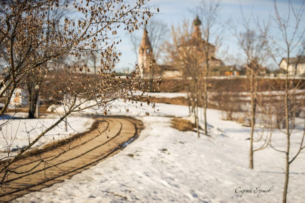 Церковь Косьмы и Дамиана в Коровниках. Суздаль 04