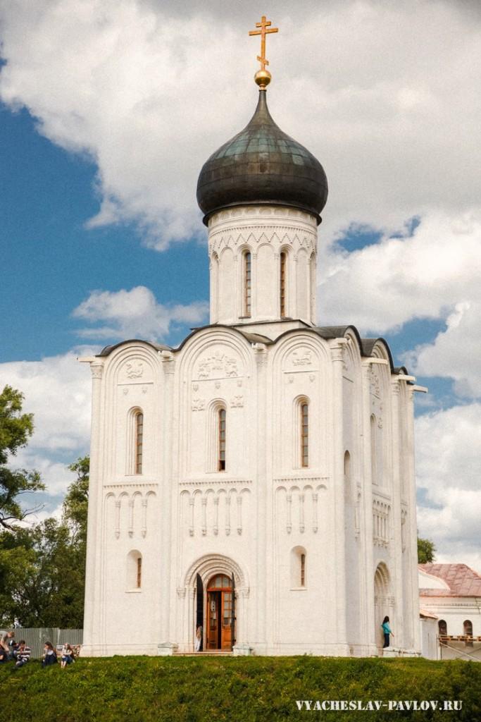 Церковь Покрова на Нерли (Июль 2015)