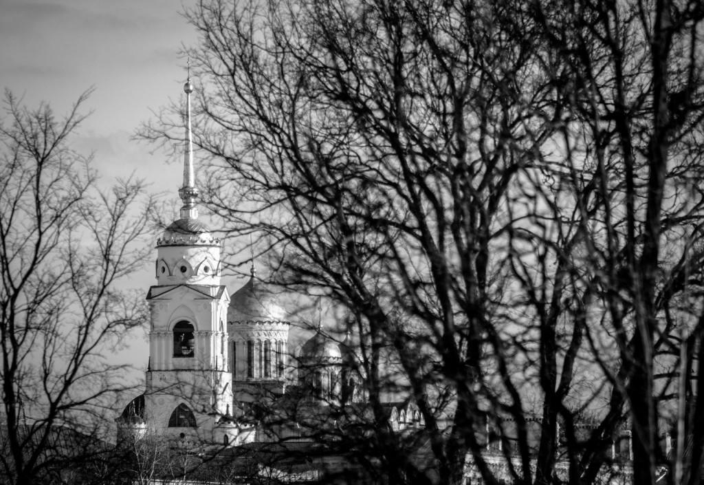 Черно-белый март от Бориса Пучкова 01