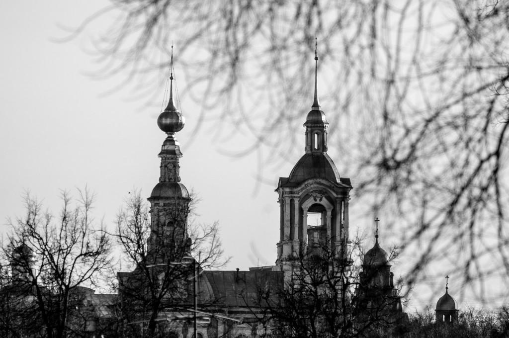 Черно-белый март от Бориса Пучкова 02