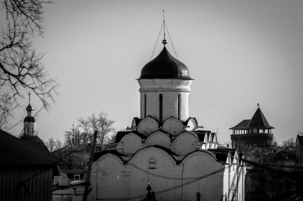 Черно-белый март от Бориса Пучкова 03
