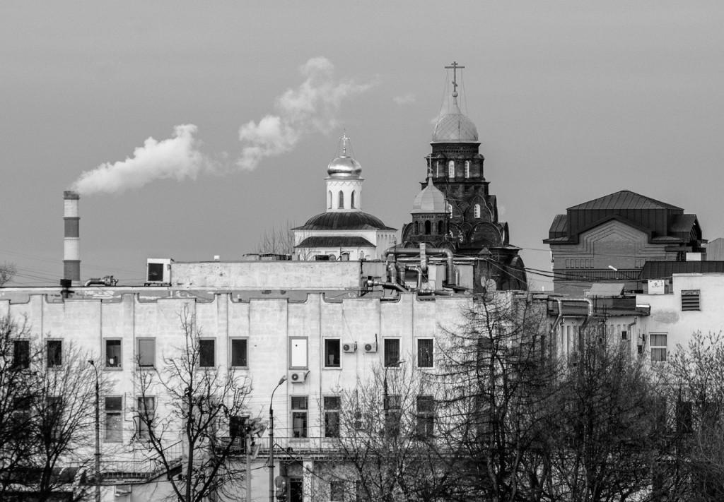 Черно-белый март от Бориса Пучкова 04