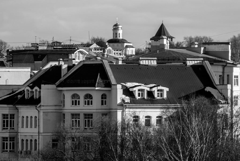 Черно-белый март от Бориса Пучкова 05