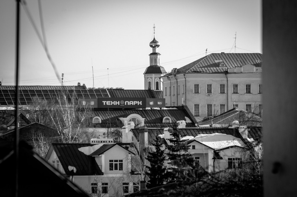 Черно-белый март от Бориса Пучкова 06