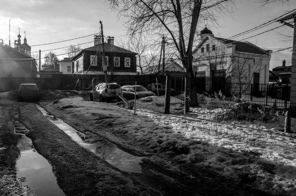 Черно-белый март от Бориса Пучкова 07