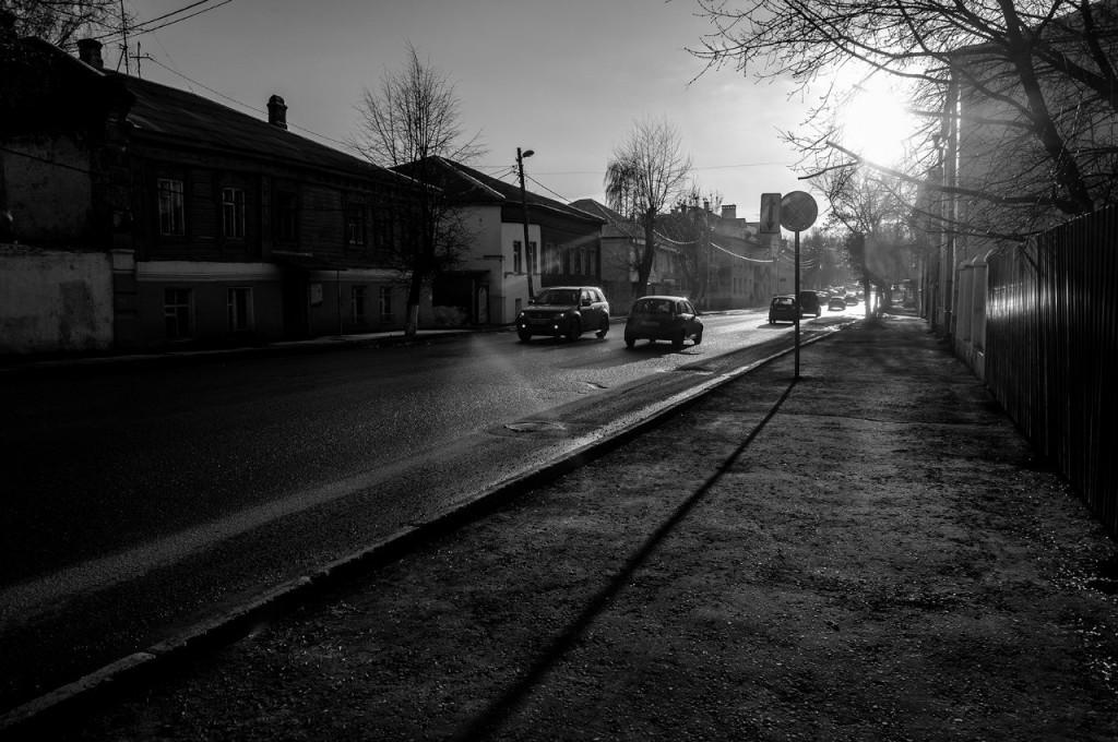 Черно-белый март от Бориса Пучкова 08