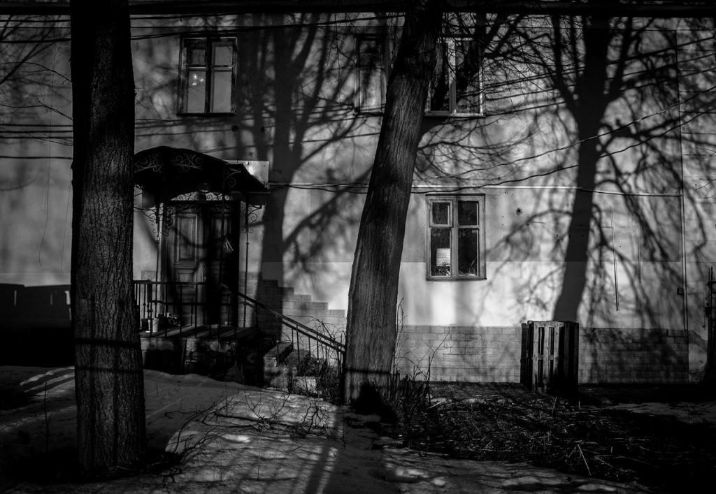 Черно-белый март от Бориса Пучкова 09