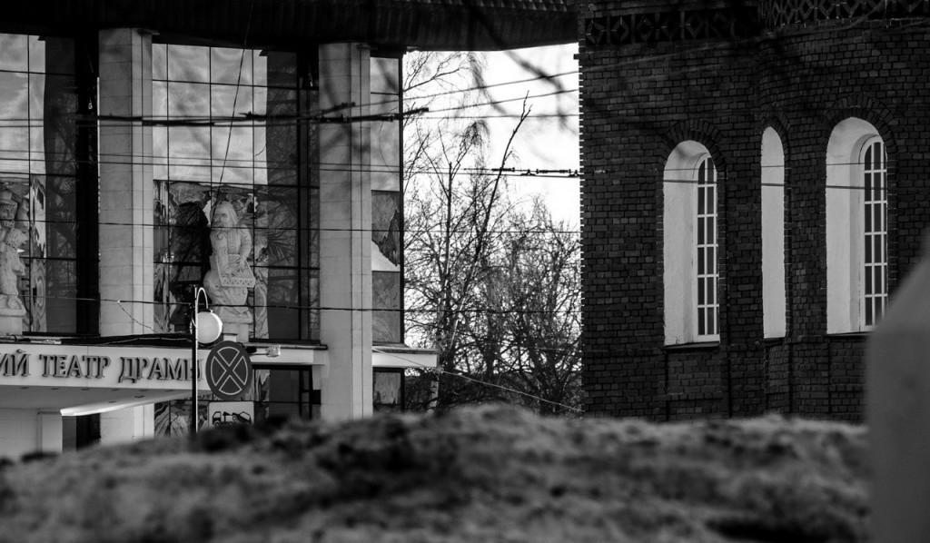 Черно-белый март от Бориса Пучкова 10