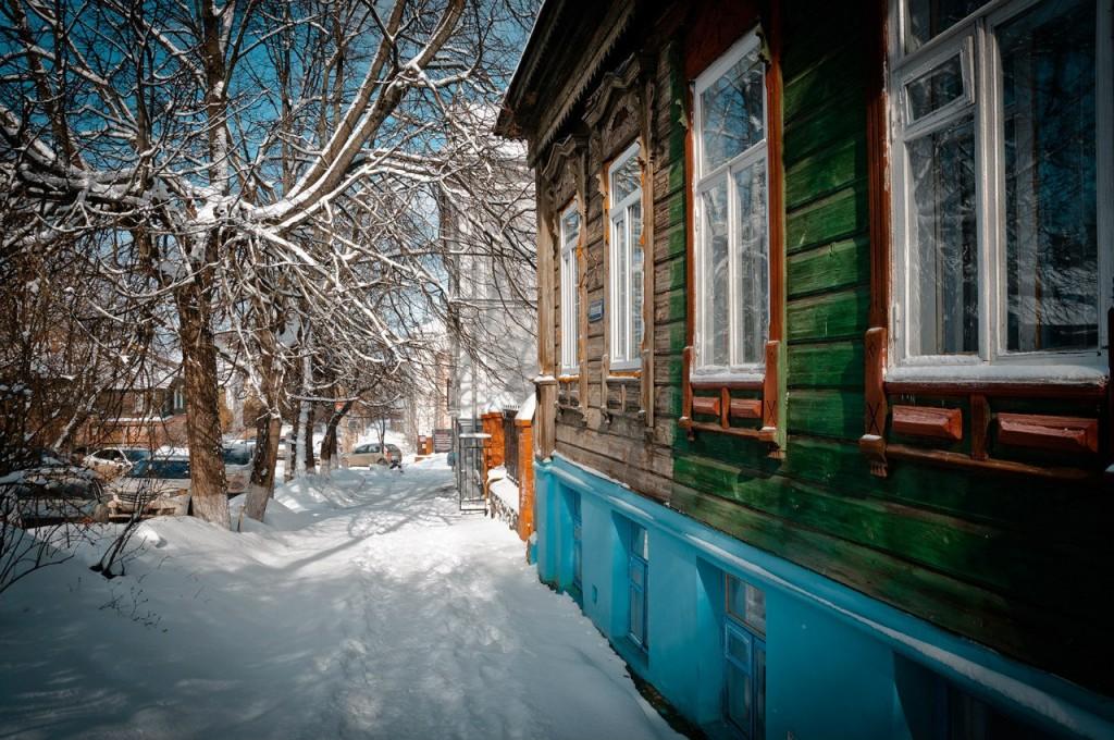 Чудесный мартовский Владимир 08
