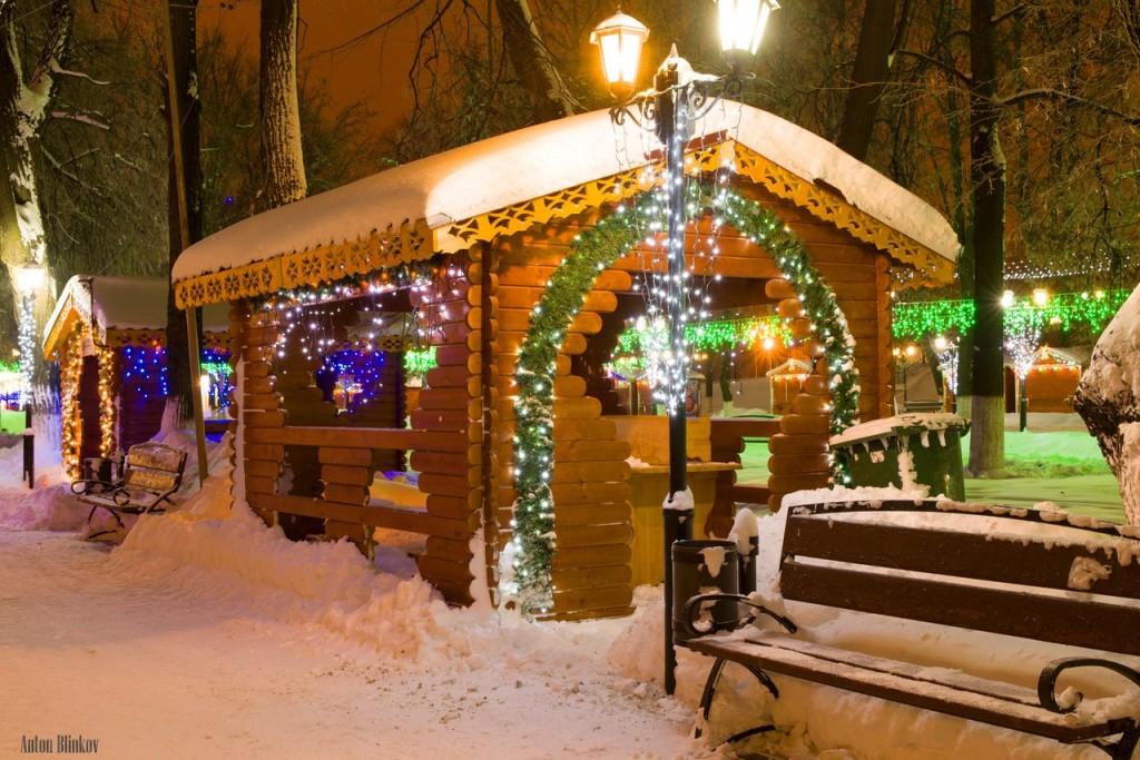 Ярмарочные домики во Владимире в Новый Год 03