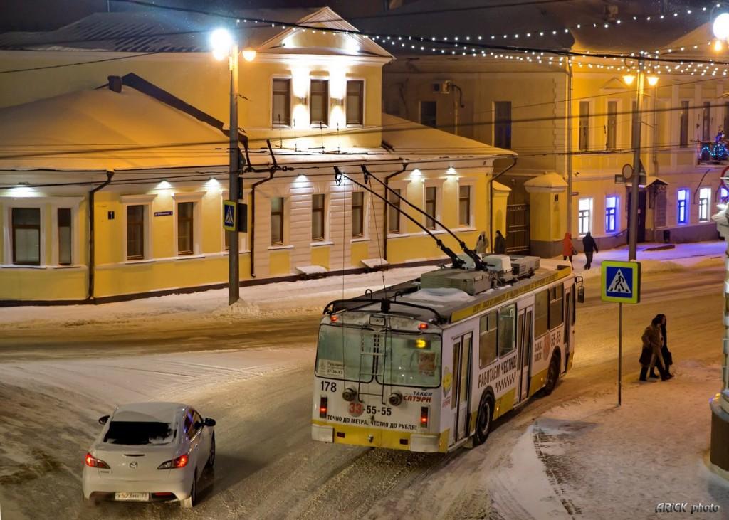 г. Владимир, ЗиУ-682Г-016.02 № 178 — маршрут 5