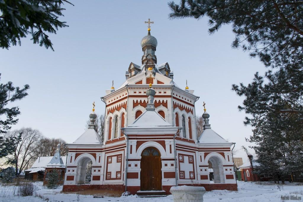 г. Гусь-Хрустальный, Часовня Великомученицы Варвары 02
