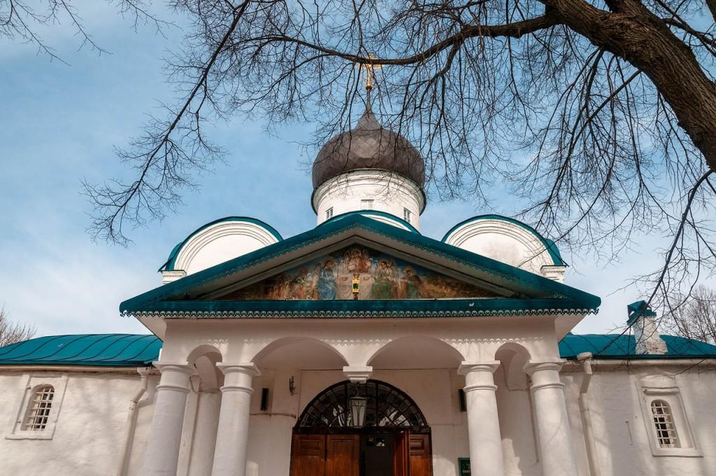 Александровская слобода 10