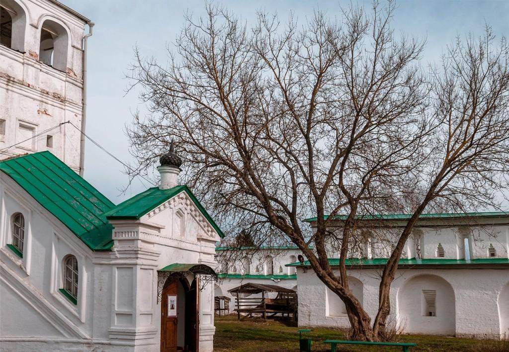 Александровская слобода 14