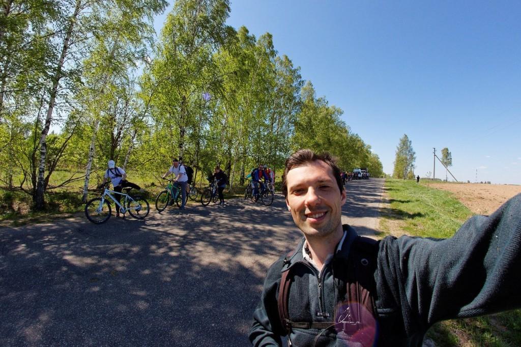 Велопробег, 100 км в честь 100-летия ЗиДа 01