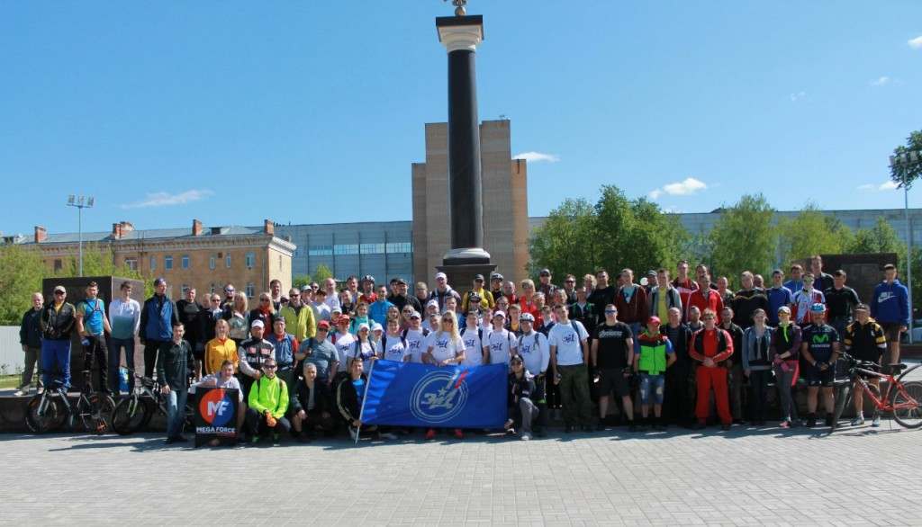 Велопробег, 100 км в честь 100-летия ЗиДа 02