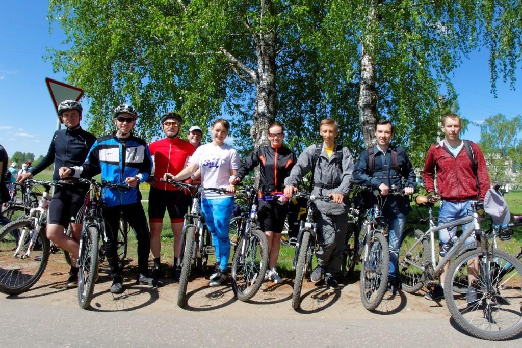 Велопробег, 100 км в честь 100-летия ЗиДа 04