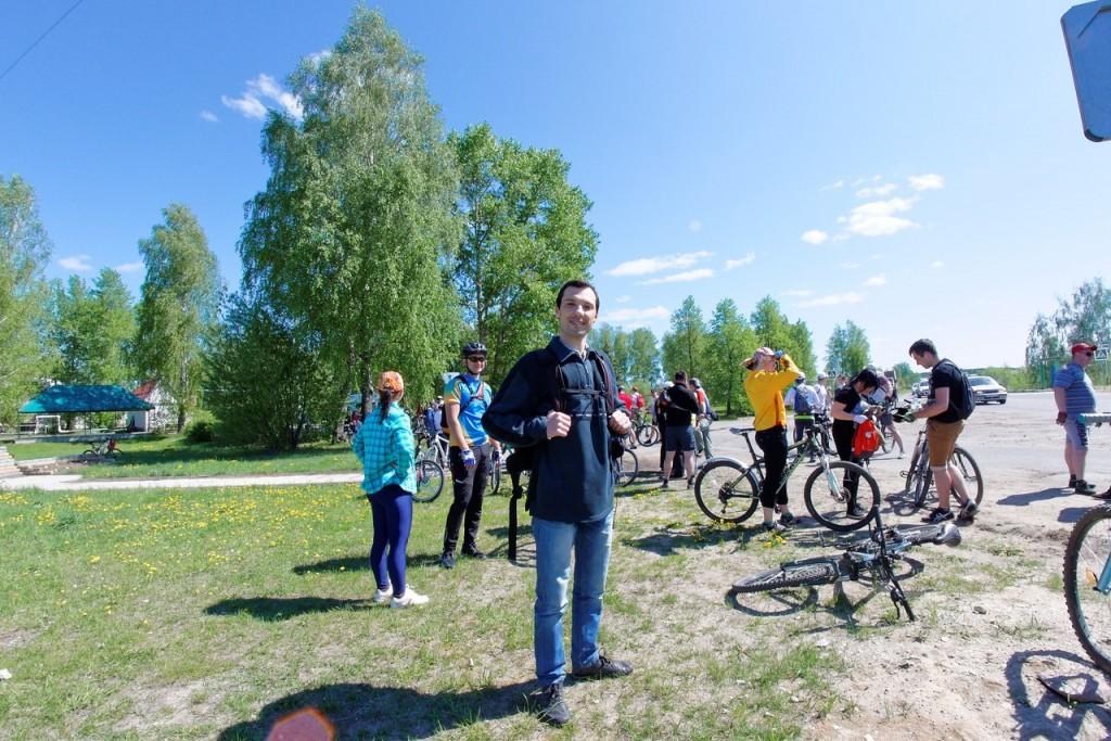 Велопробег, 100 км в честь 100-летия ЗиДа 05