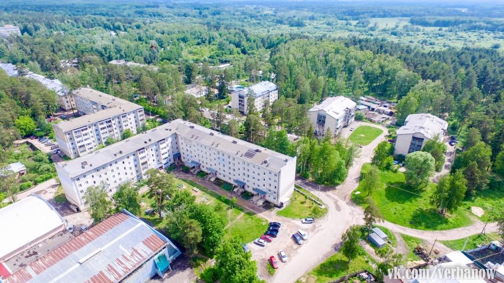 Вербовский, улица 30 Лет победы с высоты