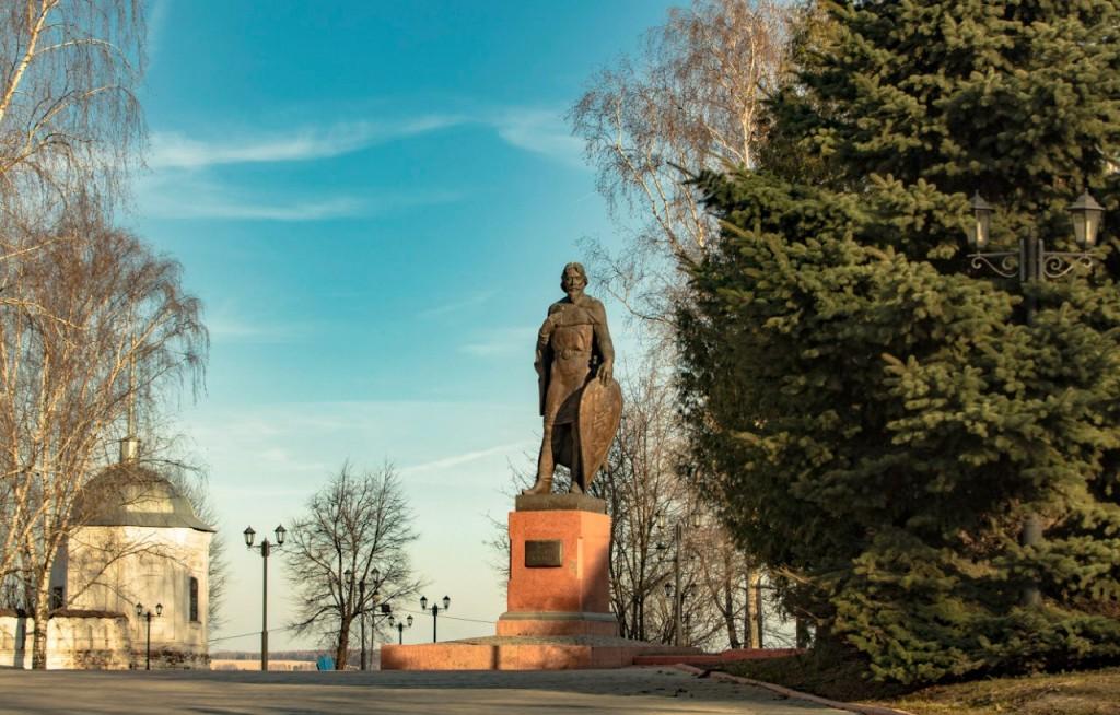 Весенний Александр Невский 2016