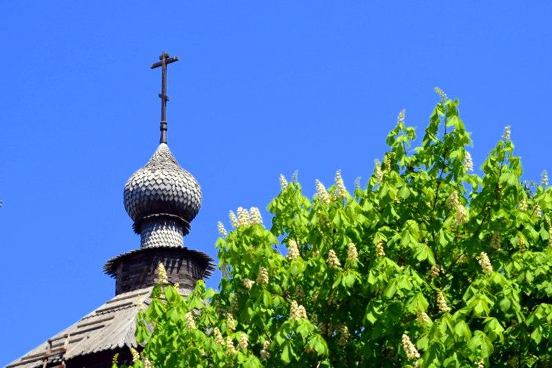 Весной в Троицком монастыре в Муроме с Мариной Уваровой 04