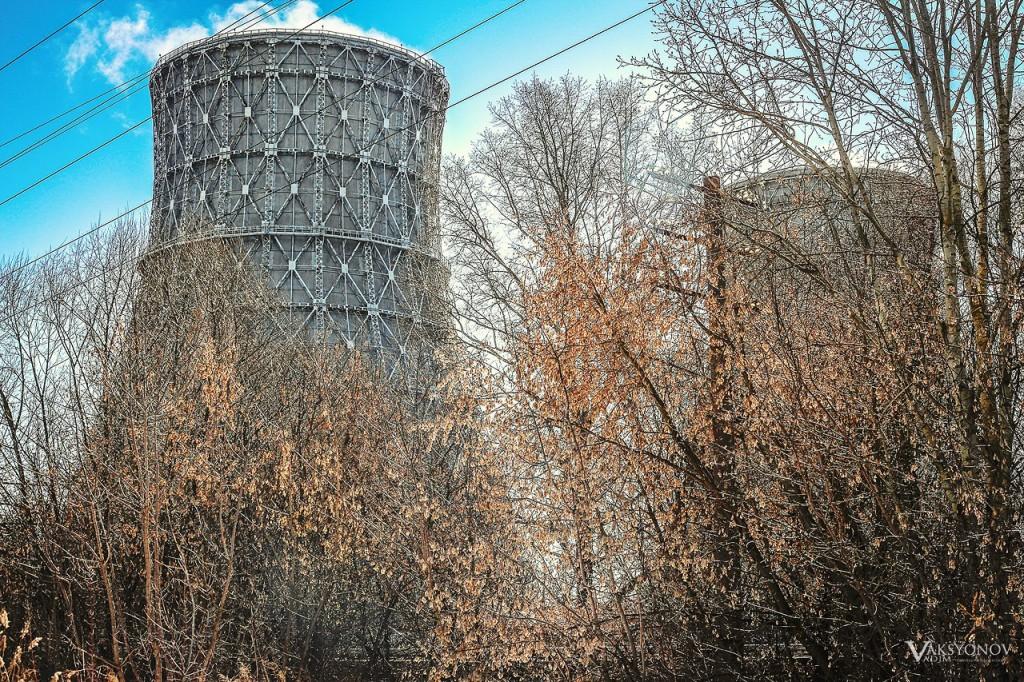 Владимирские башни-близнецы 03