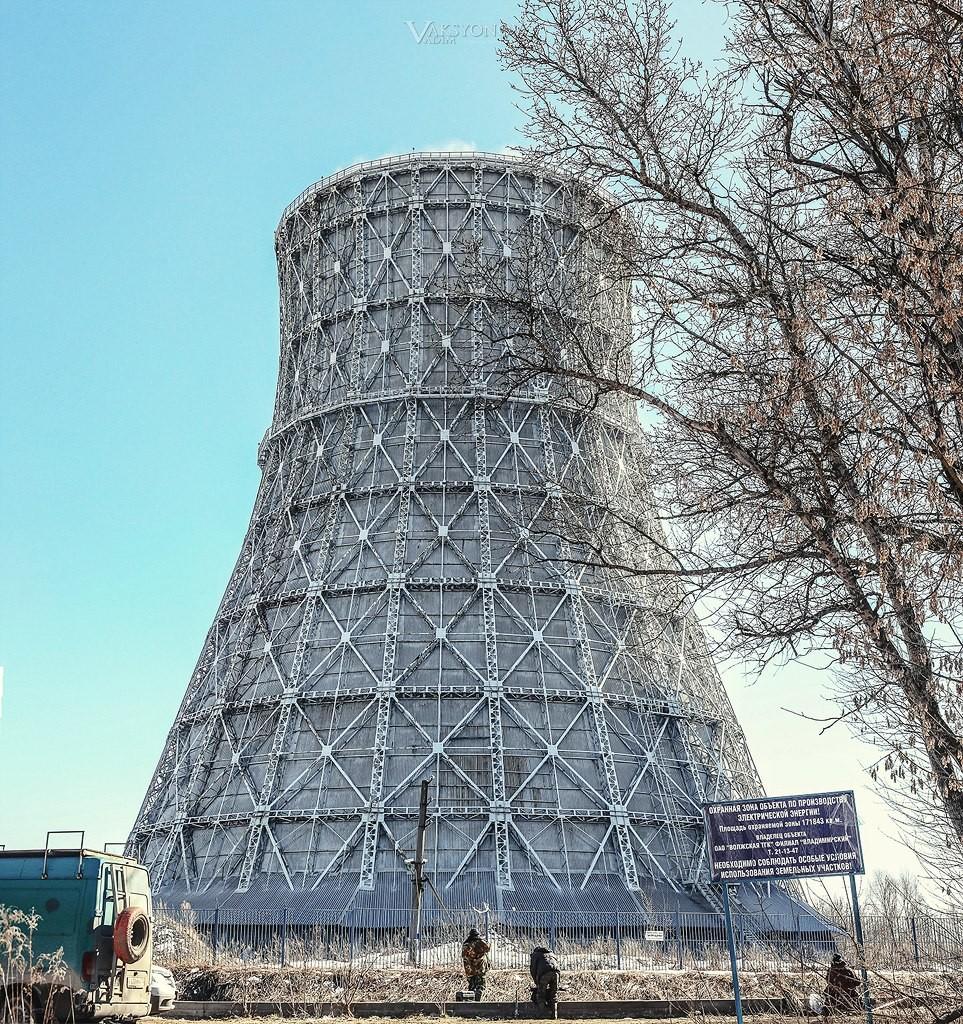 Владимирские башни-близнецы 06