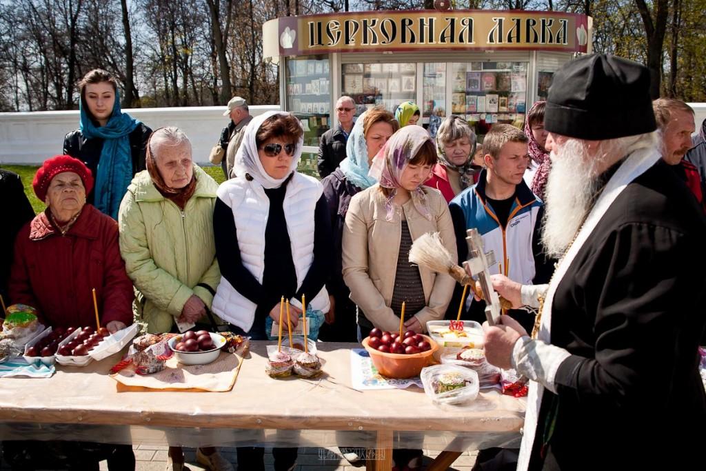 Владимир, подготовка к Пасхе 09