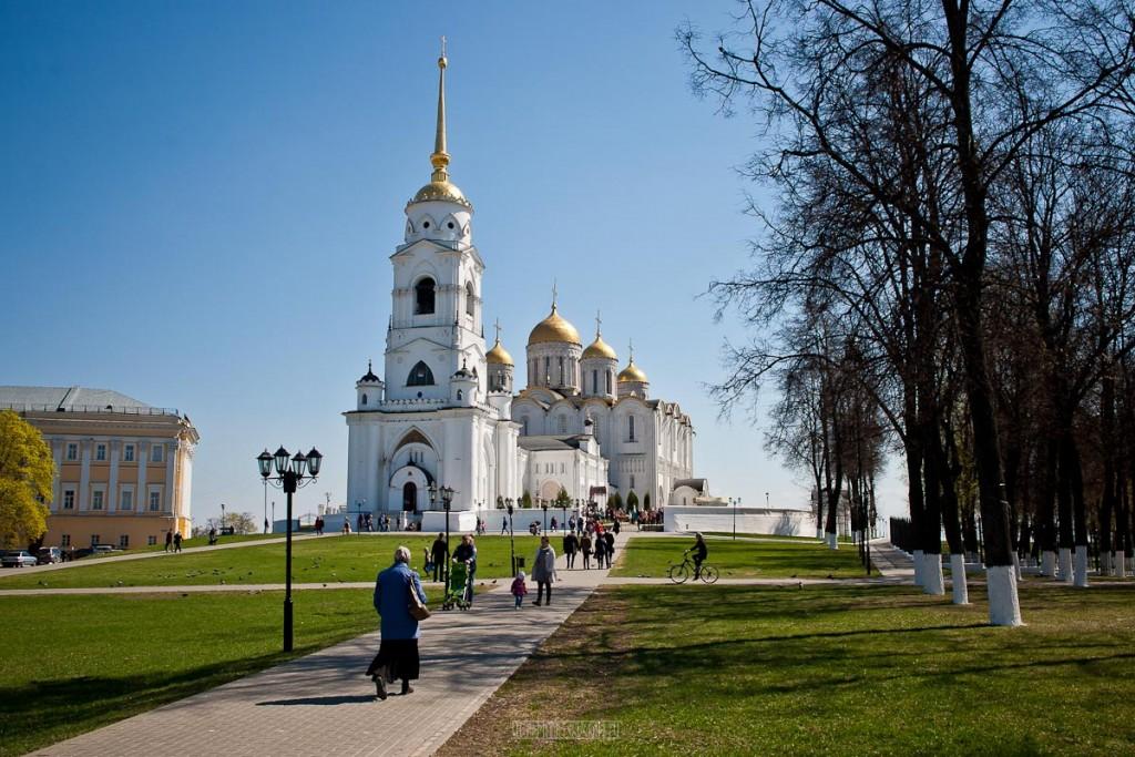 Владимир, подготовка к Пасхе 14