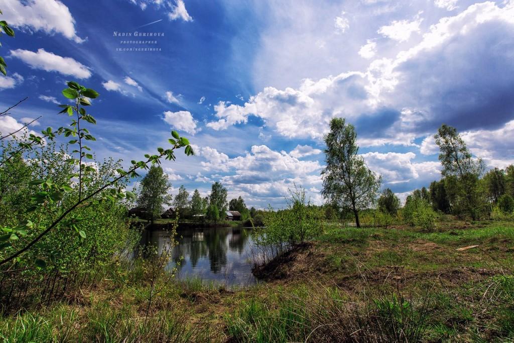 Волосатое озеро. п. Новый Быт 02