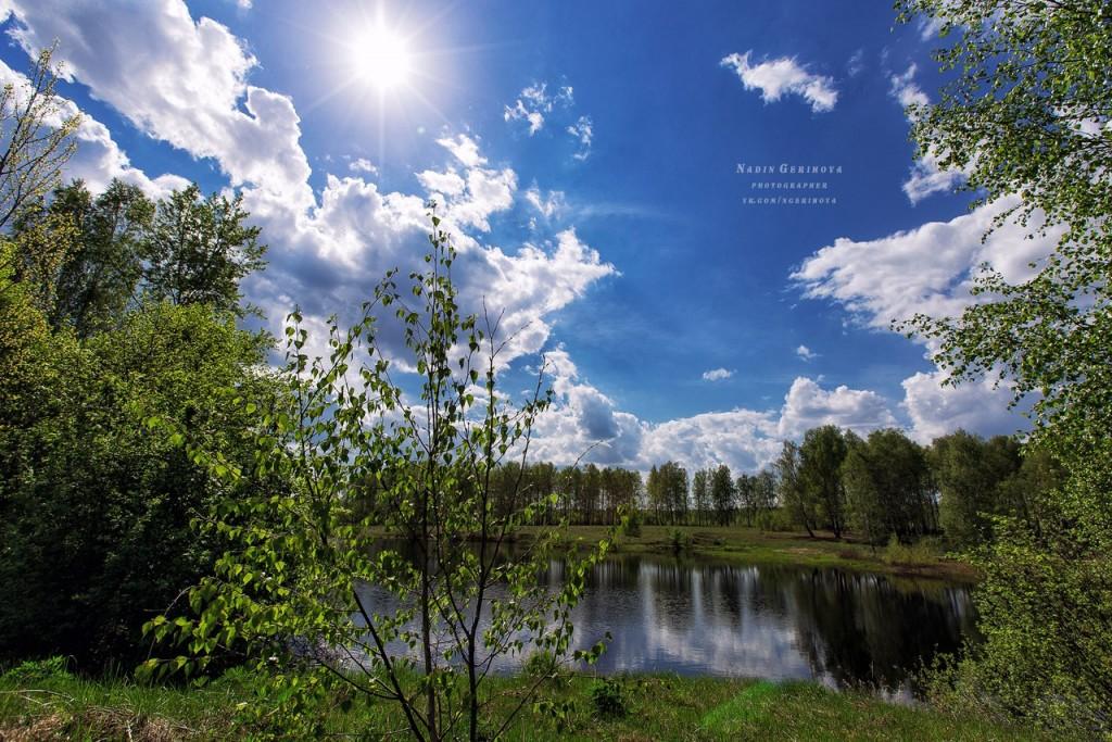 Волосатое озеро. п. Новый Быт 05