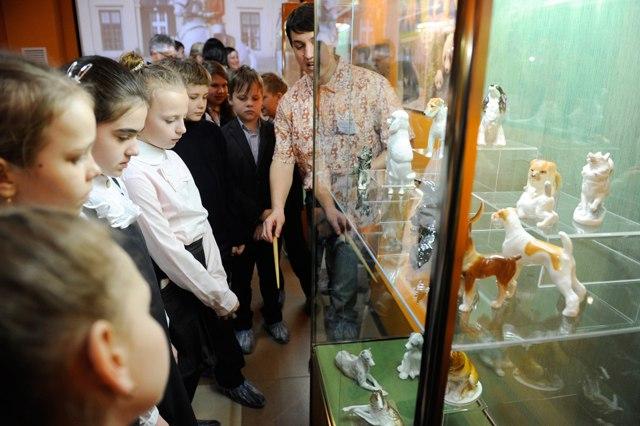 Выставка «Фарфоровая хрупкость фауны» в музее природы 01