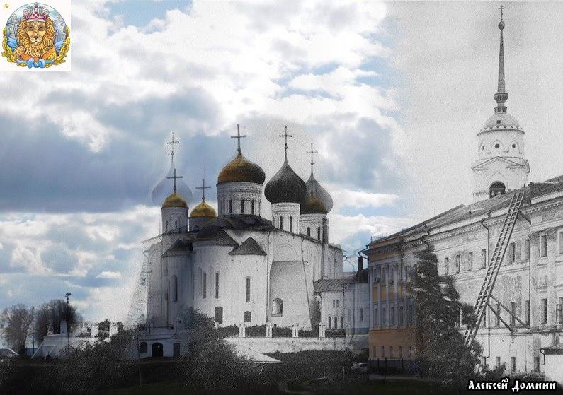 В 2016 году исполняется 125 лет со дня окончания реставрации Успенского собора