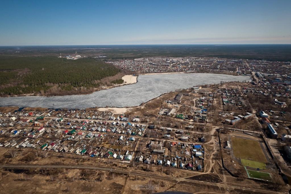 Города и села Владимирской области с высоты 02