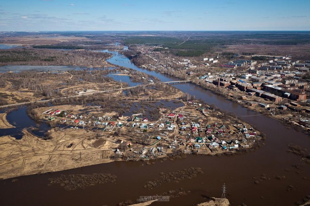 Города и села Владимирской области с высоты 03