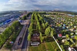 Город Ковров с высоты от Алексея Кузнецова