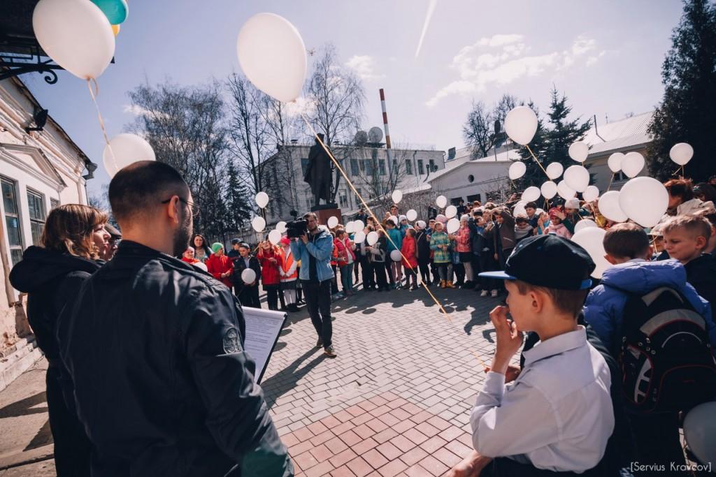 День космонавтики во Владимире (2016.04.12) 12