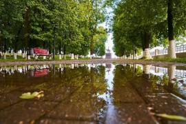 Дождливый майский Владимир (2016)