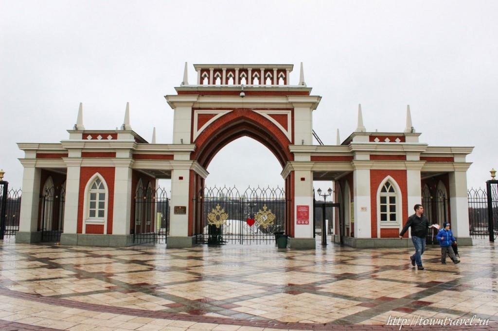 Идея для поездки выходного дня Царицыно, Москва 03