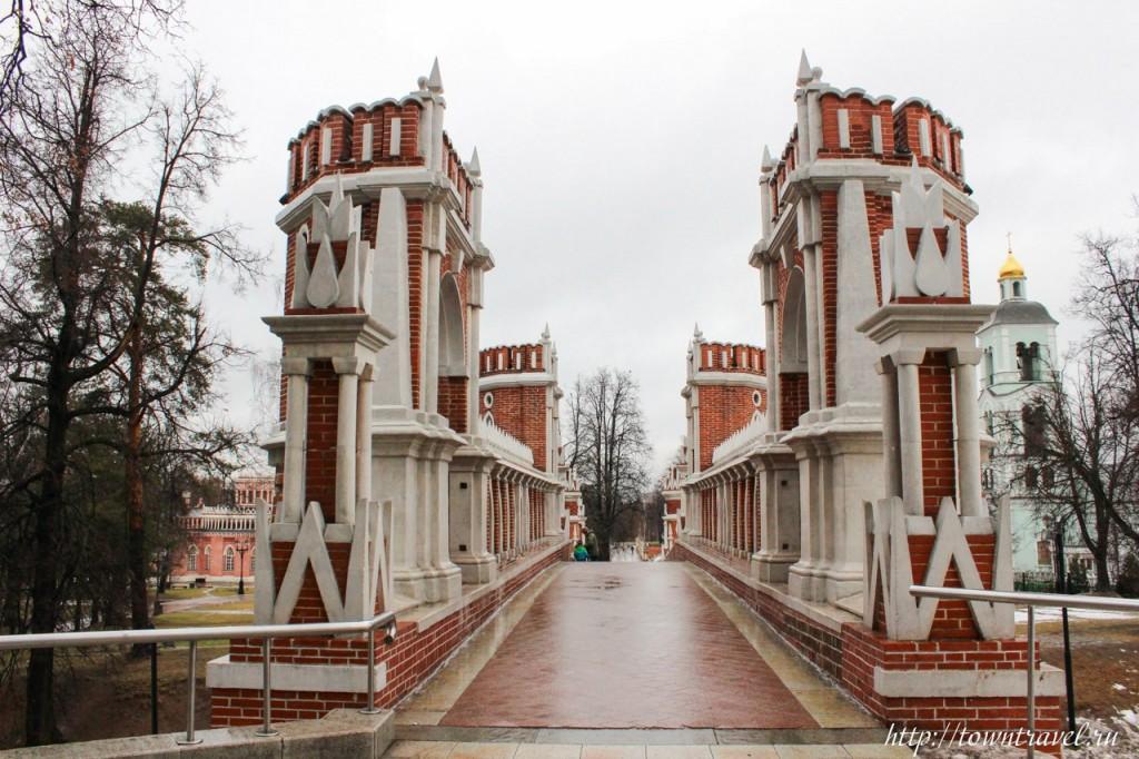 Идея для поездки выходного дня Царицыно, Москва 06