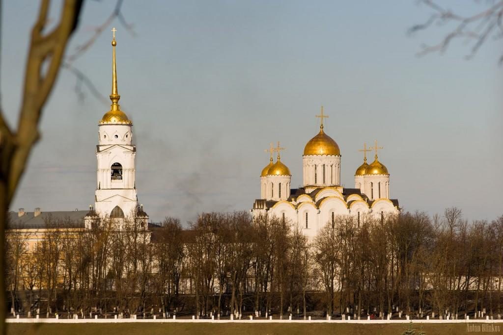Идея для экскурсии Водонапорная башня, Владимир 02