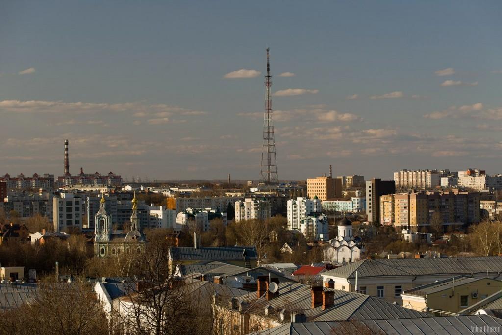 Идея для экскурсии Водонапорная башня, Владимир 03