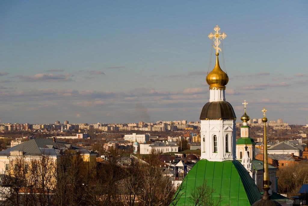 Идея для экскурсии Водонапорная башня, Владимир 04