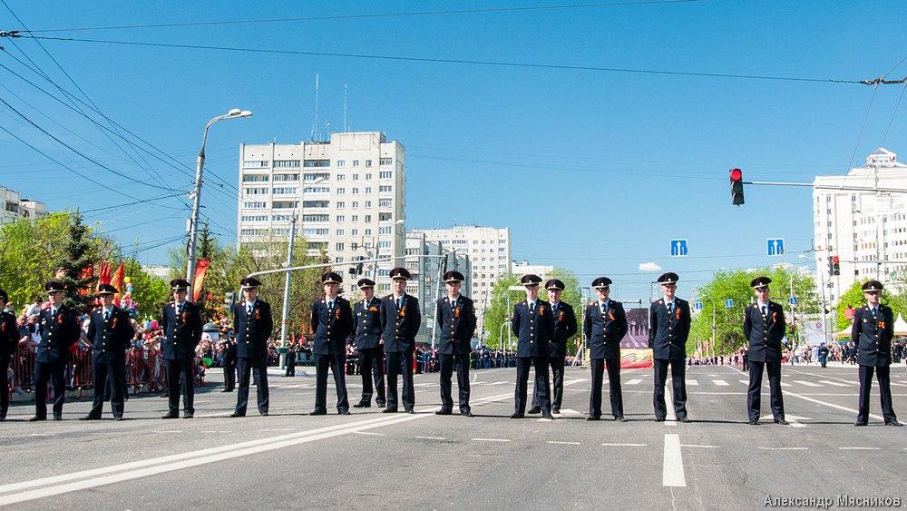 Как во Владимире День Победы праздновали 03