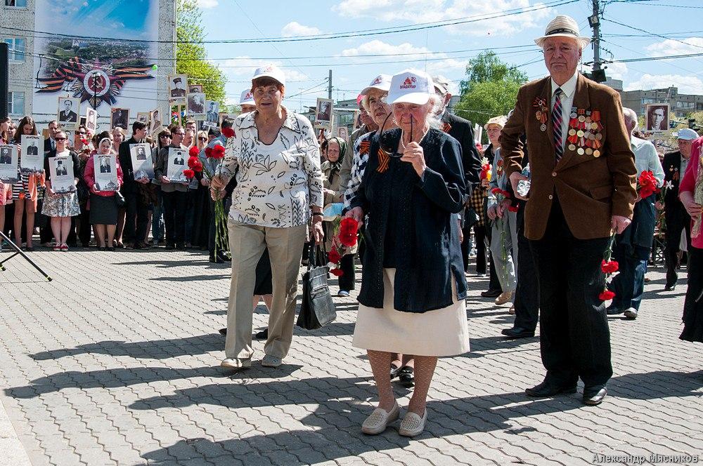Как во Владимире День Победы праздновали 06