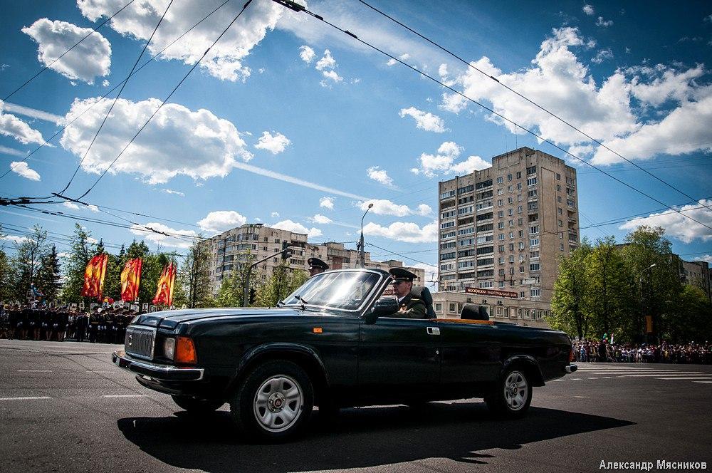 Как во Владимире День Победы праздновали 07