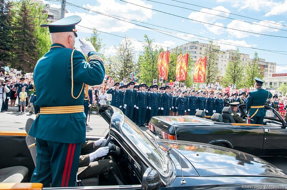Как во Владимире День Победы праздновали 08